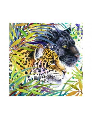 Mozaik slika, 38 X 38 cm, Predatorja